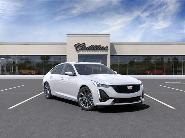 2021 Cadillac CT5 Vehicle Photo in Ellwood City, PA 16117