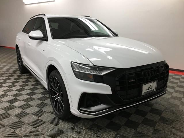 2021 Audi Q8 Vehicle Photo in Appleton, WI 54913