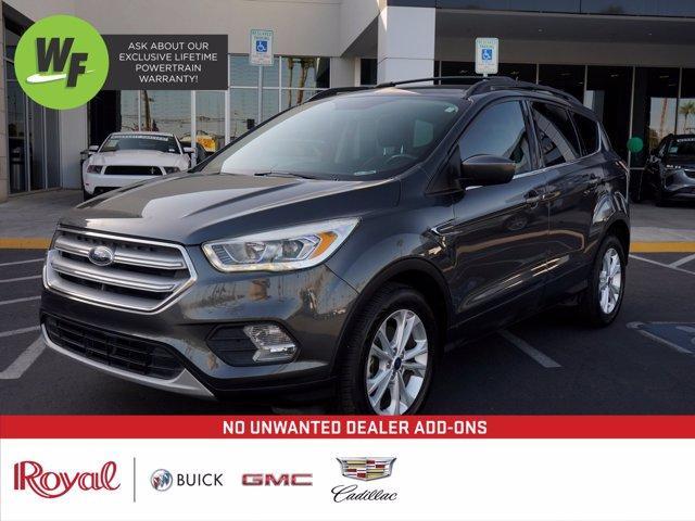 2018 Ford Escape Vehicle Photo in Tucson, AZ 85705