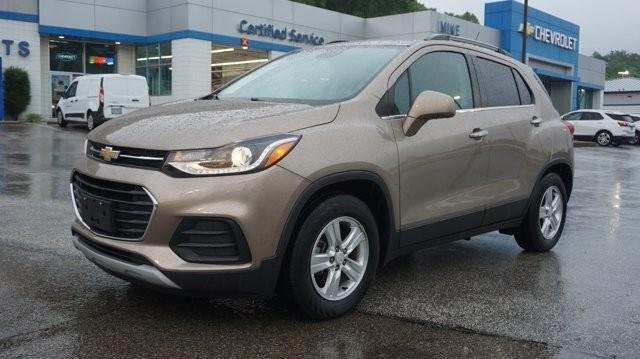 2018 Chevrolet Trax Vehicle Photo in MILFORD, OH 45150-1684