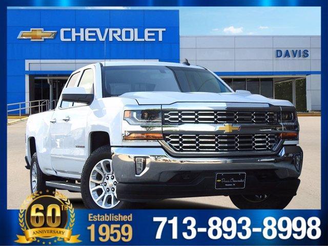 2018 Chevrolet Silverado 1500 Vehicle Photo in Houston, TX 77054