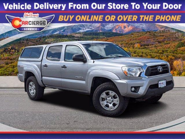 2014 Toyota Tacoma Vehicle Photo in Glenwood Springs, CO 81601