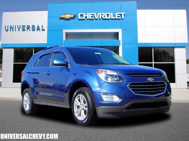 2017 Chevrolet Equinox Vehicle Photo in Wendell, NC 27591