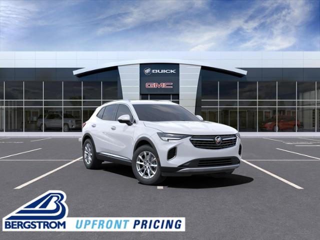 2021 Buick Envision Vehicle Photo in GREEN BAY, WI 54303-3330