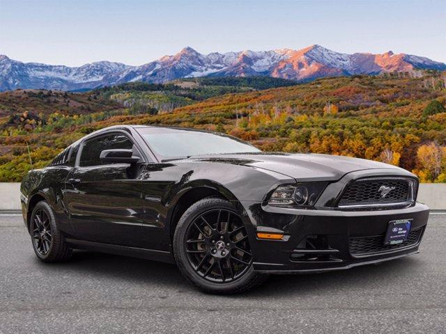 2014 Ford Mustang Vehicle Photo in Colorado Springs, CO 80905