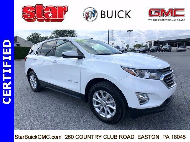 2020 Chevrolet Equinox Vehicle Photo in EASTON, PA 18045-2341