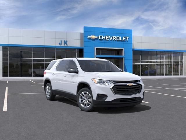 2021 Chevrolet Traverse Vehicle Photo in NEDERLAND, TX 77627-8017