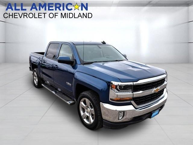 2018 Chevrolet Silverado 1500 Vehicle Photo in Midland, TX 79703
