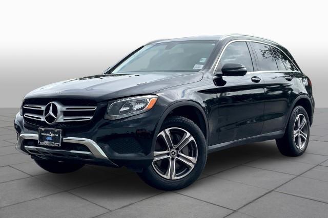 2019 Mercedes-Benz GLC Vehicle Photo in Houston, TX 77074