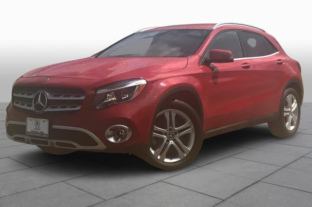 2019 Mercedes-Benz GLA Vehicle Photo in Sugar Land, TX 77479