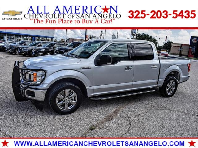 2018 Ford F-150 Vehicle Photo in SAN ANGELO, TX 76903-5798