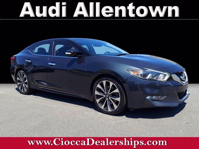 2016 Nissan Maxima Vehicle Photo in Allentown, PA 18103