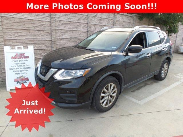 2018 Nissan Rogue Vehicle Photo in San Antonio, TX 78209