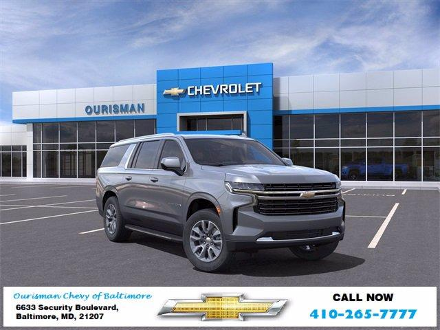 2021 Chevrolet Suburban Vehicle Photo in BALTIMORE, MD 21207-4000