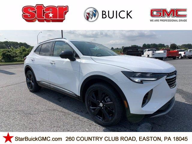 2021 Buick Envision Vehicle Photo in EASTON, PA 18045-2341