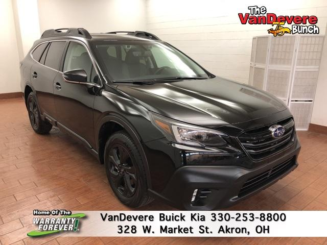 2020 Subaru Outback Vehicle Photo in Akron, OH 44303