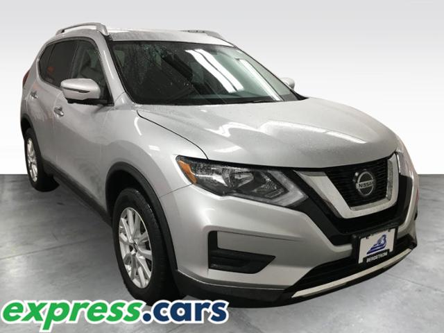 2018 Nissan Rogue Vehicle Photo in Green Bay, WI 54304