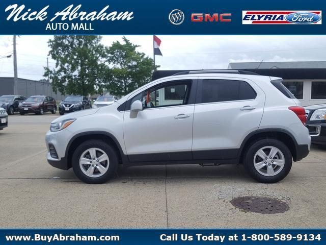 2018 Chevrolet Trax Vehicle Photo in ELYRIA, OH 44035-6349