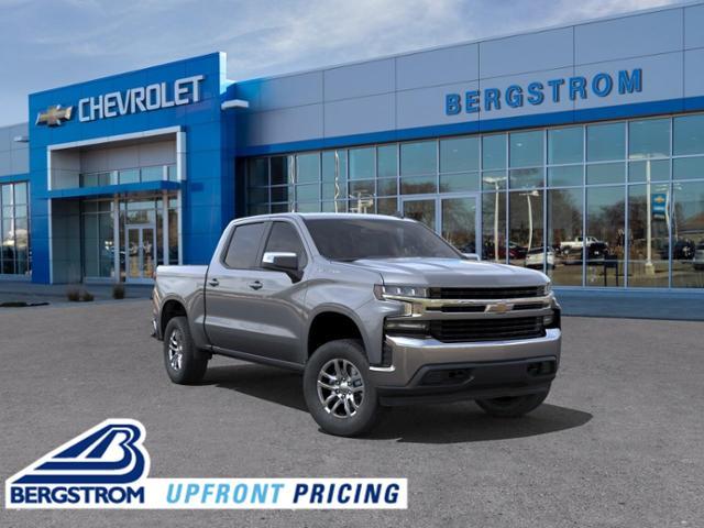 2021 Chevrolet Silverado 1500 Vehicle Photo in OSHKOSH, WI 54904-7811