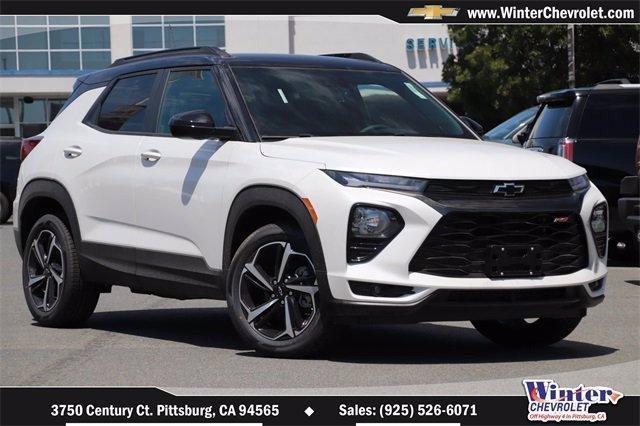 2021 Chevrolet Trailblazer Vehicle Photo in PITTSBURG, CA 94565-7121