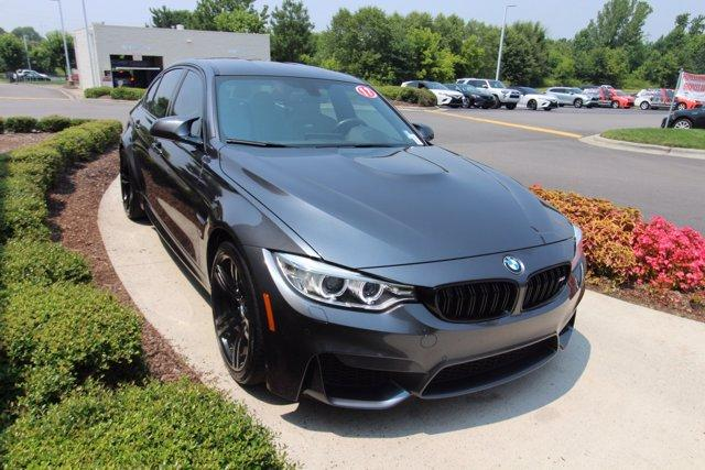 2017 BMW M3 Vehicle Photo in Concord, NC 28027
