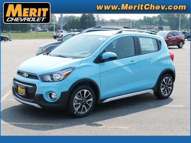 2021 Chevrolet Spark Vehicle Photo in MAPLEWOOD, MN 55119-4794