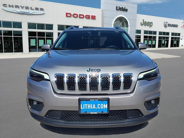 2019 Jeep Cherokee Vehicle Photo in Corpus Christi, TX 78411