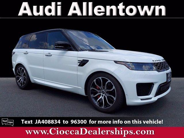 2018 Land Rover Range Rover Sport Vehicle Photo in Allentown, PA 18103