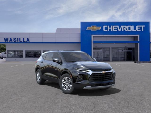 2021 Chevrolet Blazer Vehicle Photo in Wasilla, AK 99654