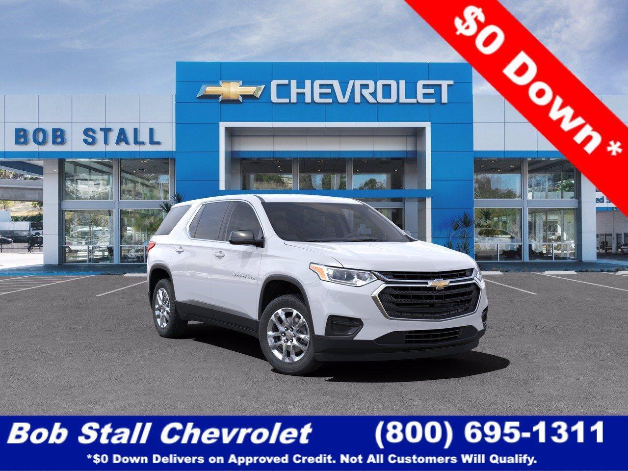 2021 Chevrolet Traverse Vehicle Photo in La Mesa, CA 91942