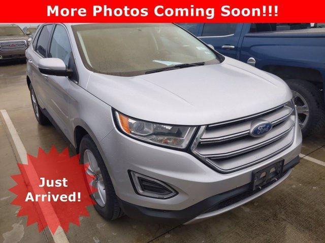 2018 Ford Edge Vehicle Photo in SELMA, TX 78154-1460