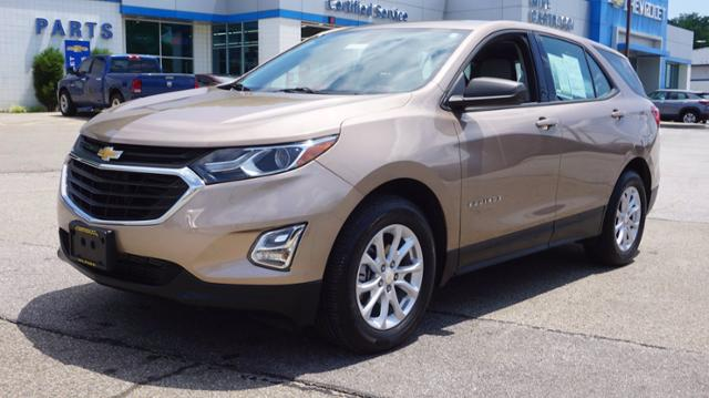 2018 Chevrolet Equinox Vehicle Photo in MILFORD, OH 45150-1684