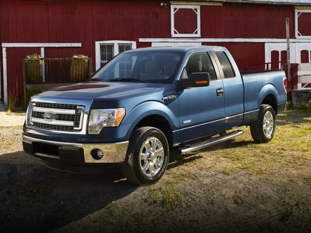 2014 Ford F-150 Vehicle Photo in BURTON, OH 44021-9417