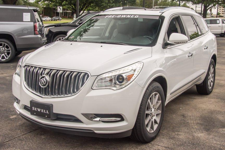 2017 Buick Enclave Vehicle Photo in Dallas, TX 75209