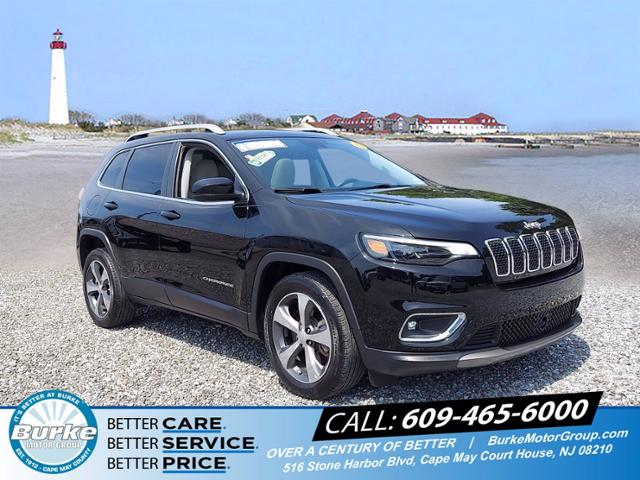 2019 Jeep Cherokee Vehicle Photo in CAPE MAY COURT HOUSE, NJ 08210-2432