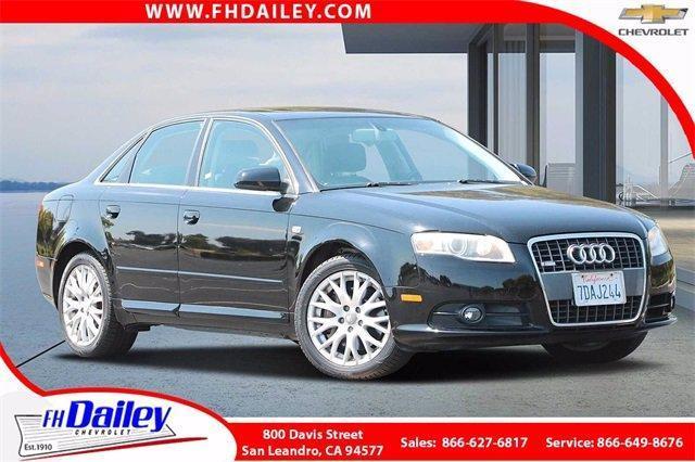 2008 Audi A4 Vehicle Photo in SAN LEANDRO, CA 94577-1512
