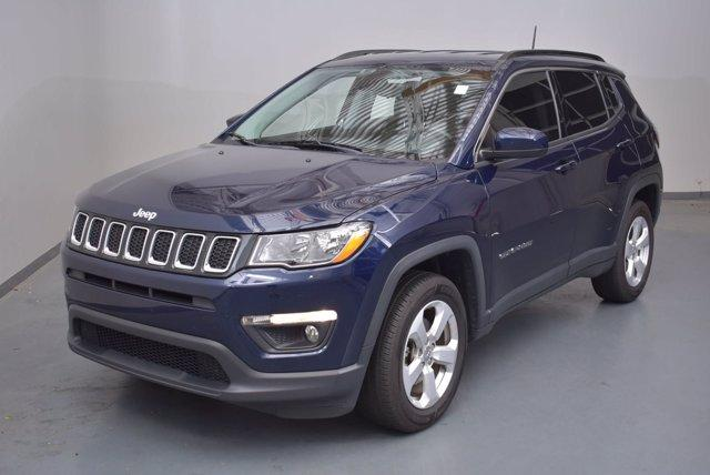 2018 Jeep Compass Vehicle Photo in Cary, NC 27511