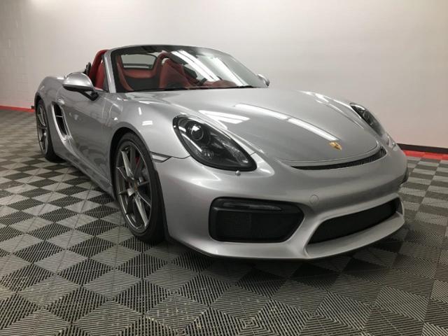 2016 Porsche Boxster Vehicle Photo in Appleton, WI 54913