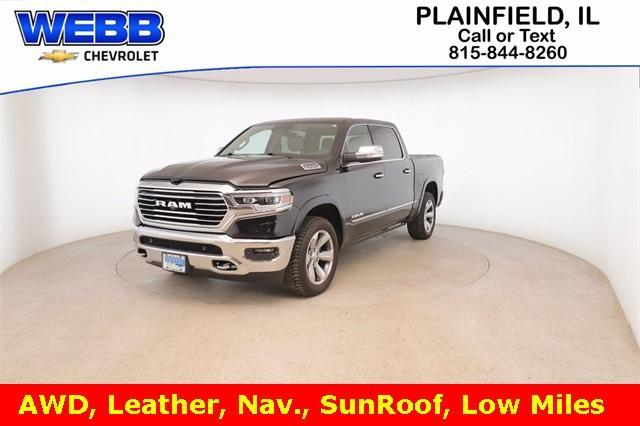 2019 Ram 1500 Vehicle Photo in Plainfield, IL 60586-5132