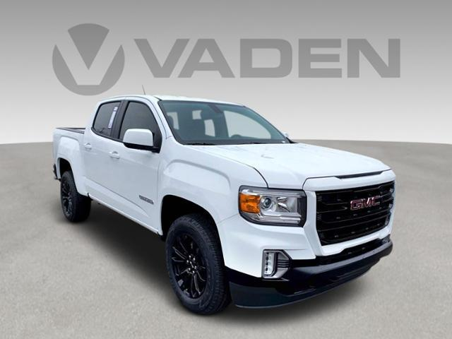 2021 GMC Canyon Vehicle Photo in Beaufort, SC 29906