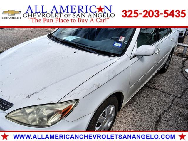 2004 Toyota Camry Vehicle Photo in SAN ANGELO, TX 76903-5798