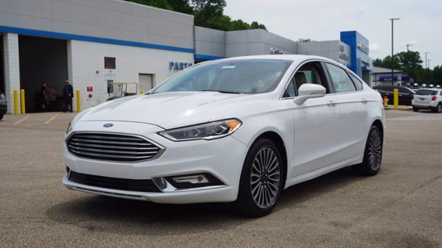 2018 Ford Fusion Vehicle Photo in MILFORD, OH 45150-1684