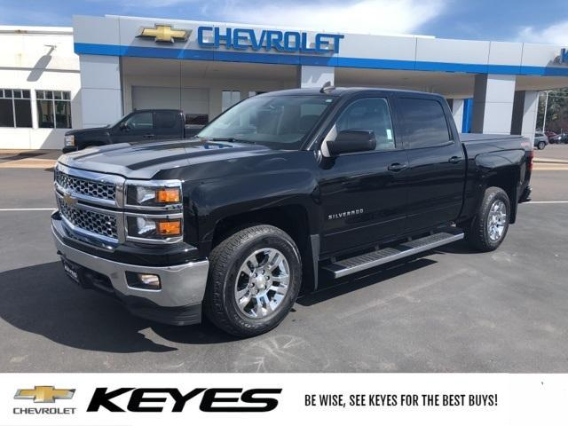 2015 Chevrolet Silverado 1500 Vehicle Photo in Menomonie, WI 54751