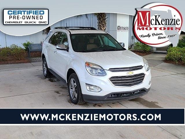 2017 Chevrolet Equinox Vehicle Photo in Milton, FL 32570