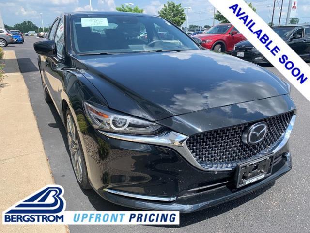 2018 Mazda Mazda6 Vehicle Photo in Appleton, WI 54913