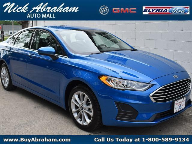 2020 Ford Fusion Hybrid Vehicle Photo in ELYRIA, OH 44035-6349