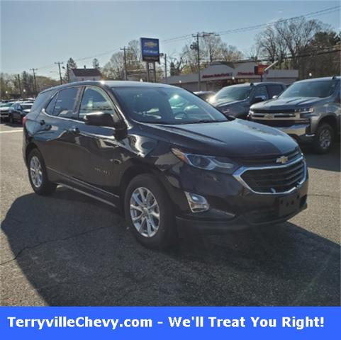 2018 Chevrolet Equinox Vehicle Photo in Terryville, CT 06786