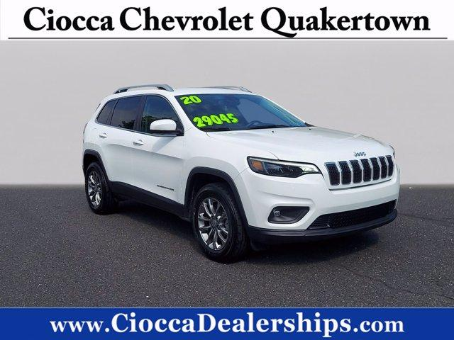 2020 Jeep Cherokee Vehicle Photo in Quakertown, PA 18951
