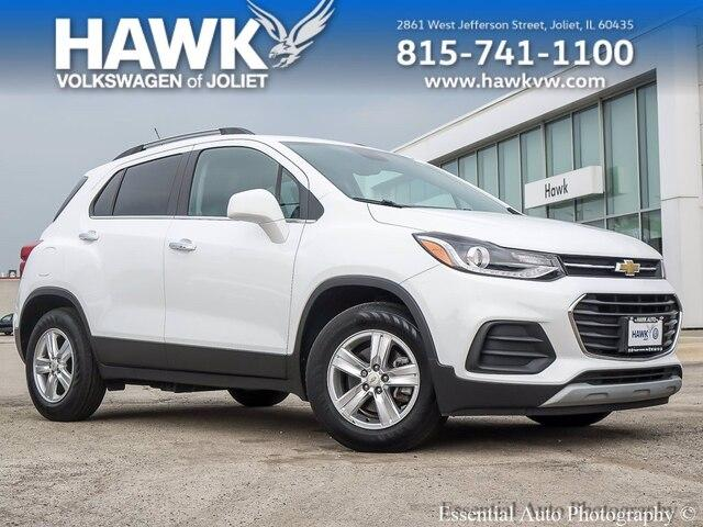 2018 Chevrolet Trax Vehicle Photo in Plainfield, IL 60586