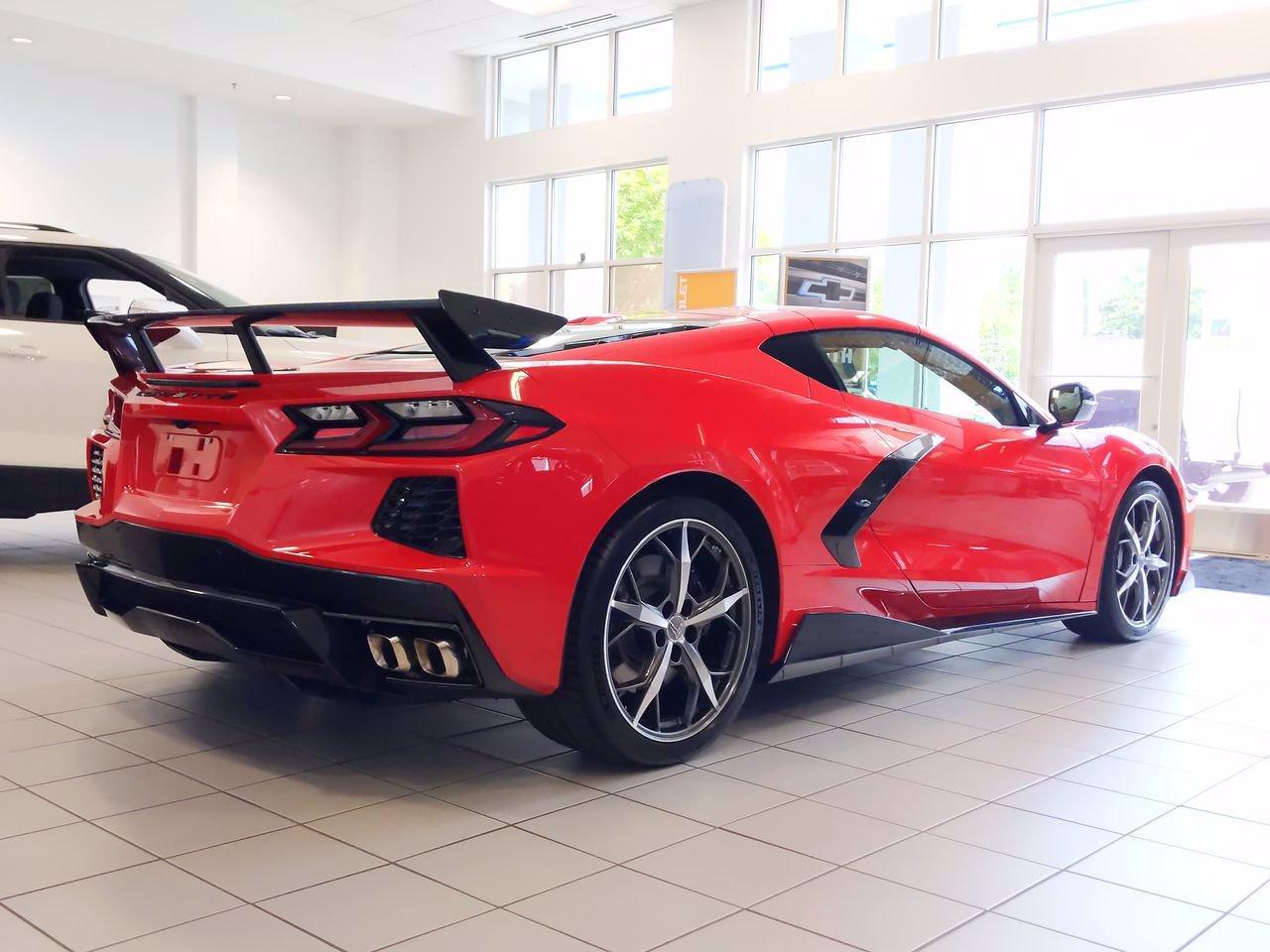 2020 Chevrolet Corvette Vehicle Photo in RICHMOND, VA 23233